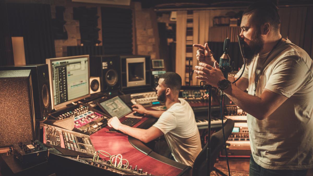 DianJen Recording Studio Image