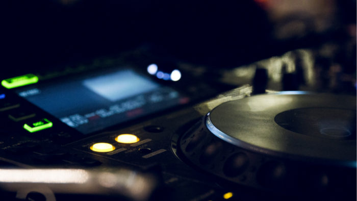 The DJ Workshop Graphic