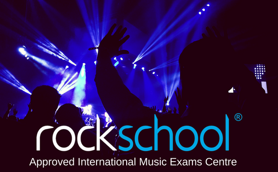 DianJen Rockschool Graphic