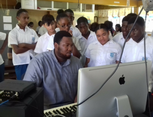 Stars Shine at Fyzabad Secondary