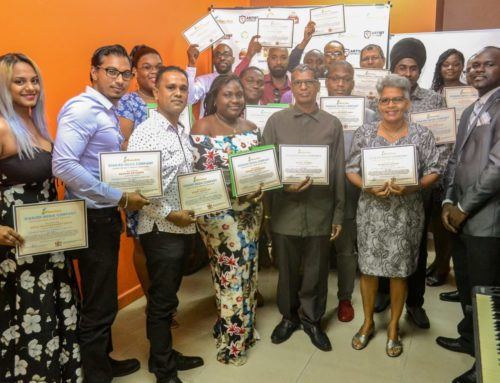 Music Industry Training Programme sees 18 Graduates