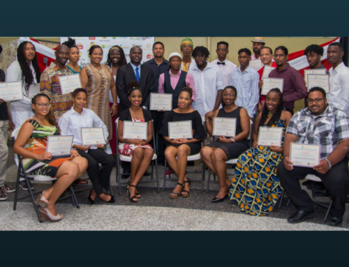 37 Graduate from the Caribbean's Leading Music Industry Programme