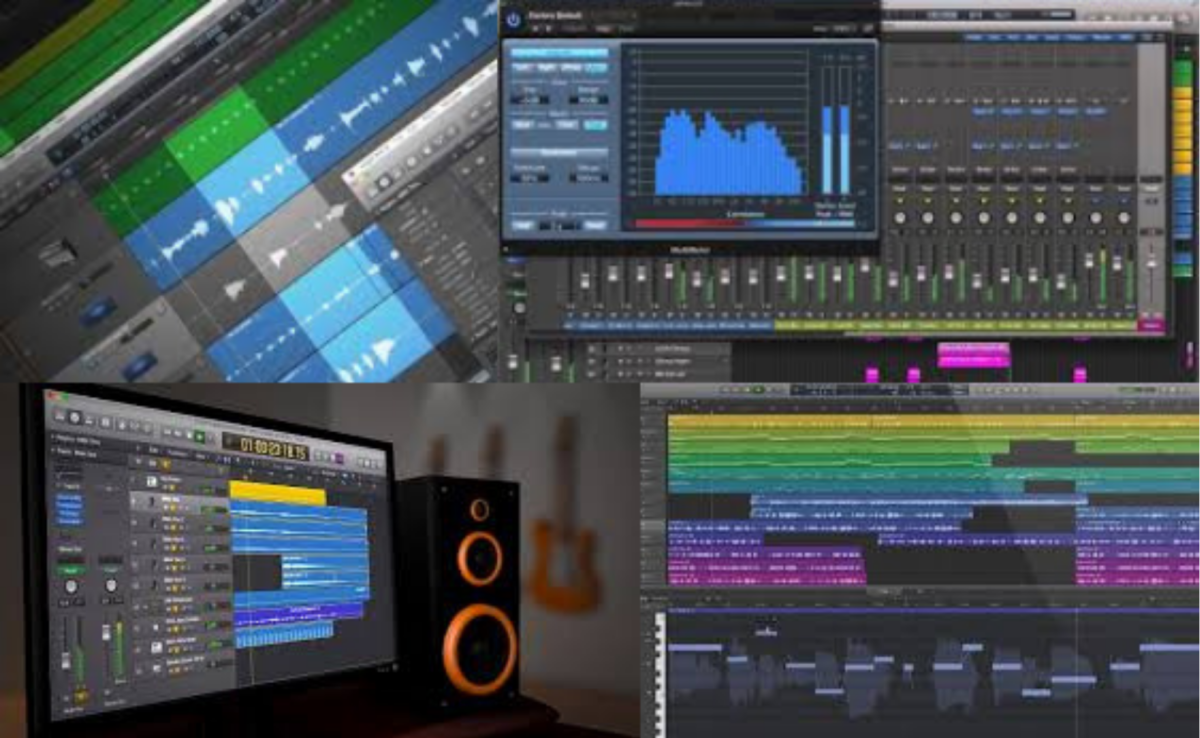 Online Course in Logic Pro X- Full Payment